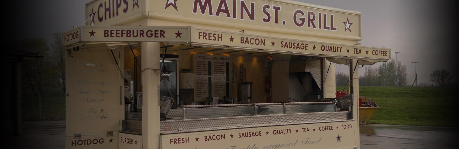 Manders Catering Trailers